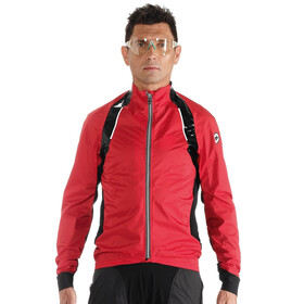assos rS.sturmPrinzEVO Jacket Men red/black